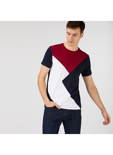 Lacoste Erkek Regular Tişört TH0120.20L Renkli